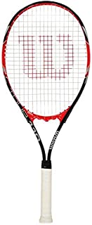 Wilson Tour Slam 110 Adult Strung Tennis Racket - 4 3/8 Grip