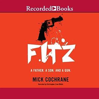 Fitz audiobook cover art