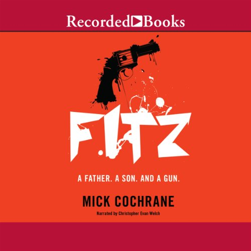 Fitz audiobook cover art