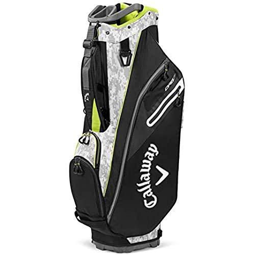 Callaway Golf 2020 ORG 7 Cart Bag Digi Camo