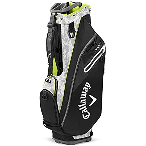 Callaway Golf 2020 ORG 7 Cart Bag Digi Camo