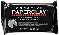 Creative Paperclay for Modeling Compound 16オンス ホワイト .2020バージョン