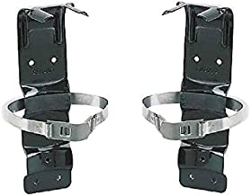 Kidde 420119 PRO 340 Fire Extinguisher Metal Bracket, Heavy Duty, Compatible with Kidde 5-Pound Fire Extinguishers - 2 Pack