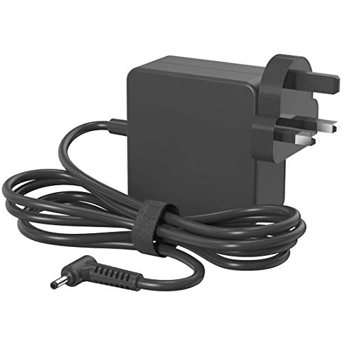 Papee Laptop Charger 45W Power Adapter for Lenovo IdeaPad 100 110 110-Touch 300 310 310s 320 320s 500 510 510s 520s Yoga 310 510 520 B50-50 V110-17 N22 N42 UK Plug Supply 2.25A 20V