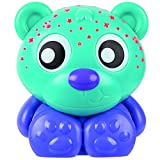 Playgro Goodnight Bear Night Light and Projector, Green