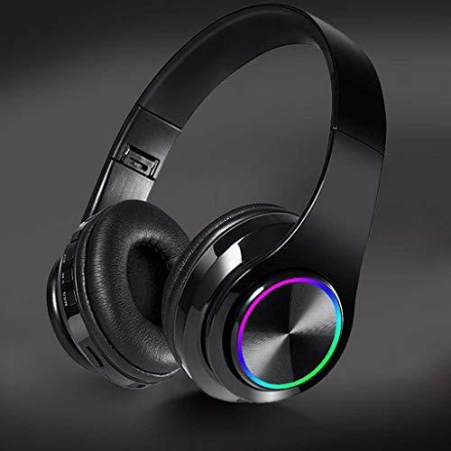 Marxways Gaming Headset 3,5 mm Over-Ear-Stereo-Gaming-Kopfhörermikrofon - PC-, PS4-, Xbox One-, Switch- und Mobile-kompatibel - Außergewöhnliche Audio-Leistung