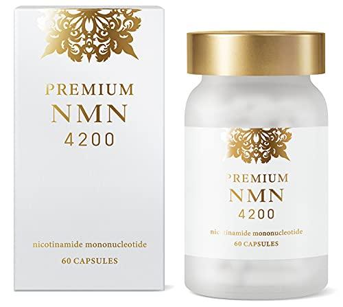 premium NMN サプリメント 4200㎎ 高配合 日本製 60カプセル 高純度99%以上 国内GMP認定工場