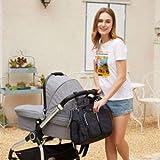 Zoom IMG-1 borsa fasciatoio mamma bambini neonato