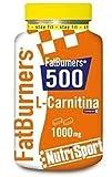 L Carnitina 500 40 comprimidos de Nutrisport