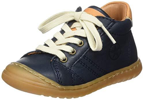 Bisgaard Unisex Kinder Thor Sneaker, Blau (Navy 1401), 25 EU
