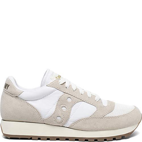 Saucony Jazz Original Vintage Marshmallow, Zapatillas de Atletismo para Mujer