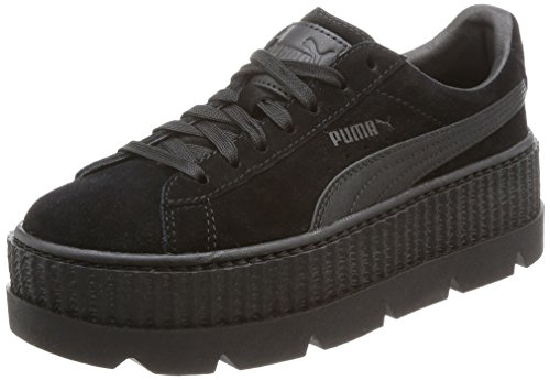 Puma x Fenty Cleated Creeper Suede Black by Rihanna - 41