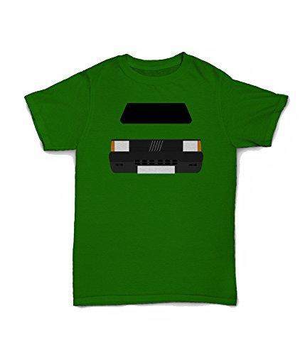 Retro Motor Company Fiat Panda - Camiseta personalizable, color gris