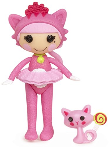 Lalaloopsy - Mini Welt Fun House Jewel Sparkles Mini Doll 7,5cm