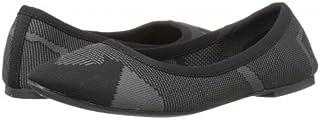 [スケッチャーズ] レディース 女性用 シューズ 靴 フラット Cleo Wham - Black/Charcoal [並行輸入品]