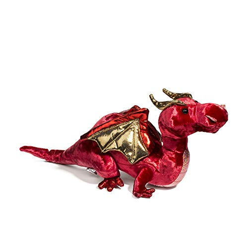 Douglas Ruby Red Dragon Plush Stuffed Animal