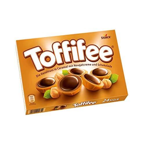 Toffifee (1 x 200g) / Haselnuss in Karamell, Nougatcreme und Schokolade