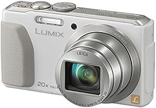 パナソニック デジタルカメラ ルミックス TZ40 光学20倍 ホワイト DMC-TZ40-W