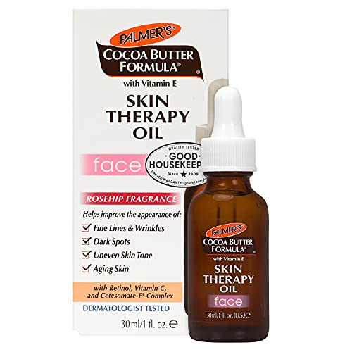 Palmer's Cocoa Butter Formula Moisturizing Skin Therapy Oil for Face with...