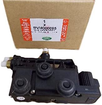 Genuine LAND ROVER AIR SUSPENSION VALVE LR3 RANGE RO BLOCK Large Super beauty product restock quality top! discharge sale FRONT
