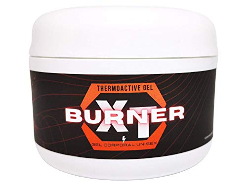 XT Burner, Gel Corporal Reductivo Quema Grasa, Elimina Celulitis y Reafirma la Piel. Acción Thermoactiva Frío - Calor para reducir medidas y tonificar el cuerpo, hecho a base de ingredientes naturales.