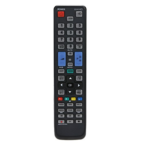Reemplazo de Control Remoto de TV para Samsung AA59-00508A AA59-00478A AA59-0046
