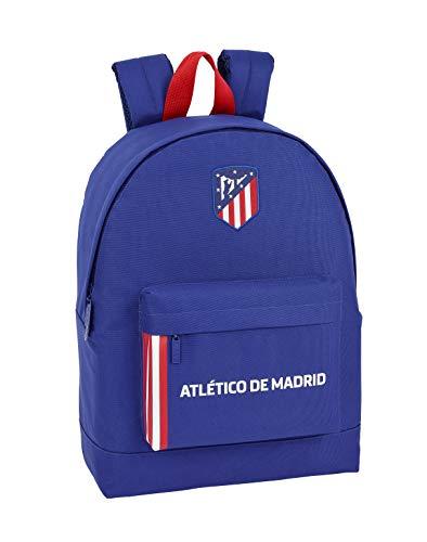 "Atlético de Madrid ""In Blue"" Oficial Mochila Juvenil 325x150x430mm"