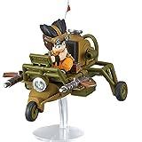 Máquinas De Dragon Ball Volumen 1-7LepingYamuThee Vintage AutoGokuBulmaEenwielerFigura De Acc...