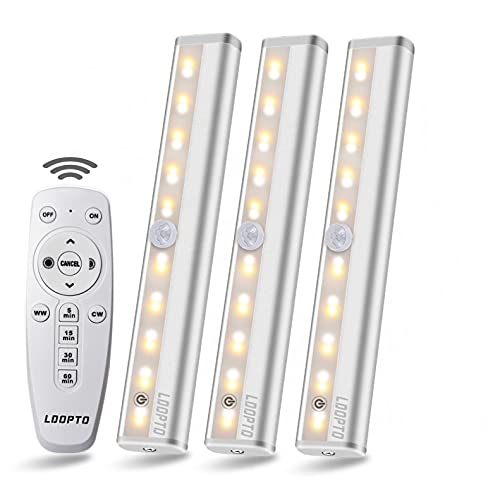 Under Cabinet Lights 3 Pack with Remote | ...