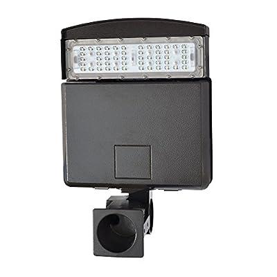 LED Shoebox Light Module Parking Lots Pole Fixture Lighting Outdoor Site Street Area Light Garage Lighting Road Light 30000 Lumen, Daylight white 6500K
