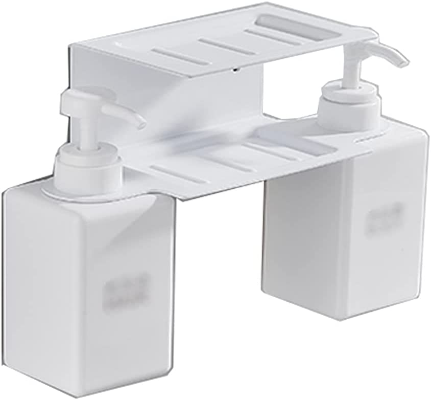 Soap Dispenser Multifunctional Plastic Dispens Wall Baltimore Mall Max 76% OFF Mounted