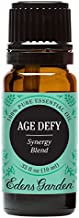 Edens Garden Age Defy Essential Oil Synergy Blend, 100% Pure Therapeutic Grade (Acne & Skin Care) 10 ml