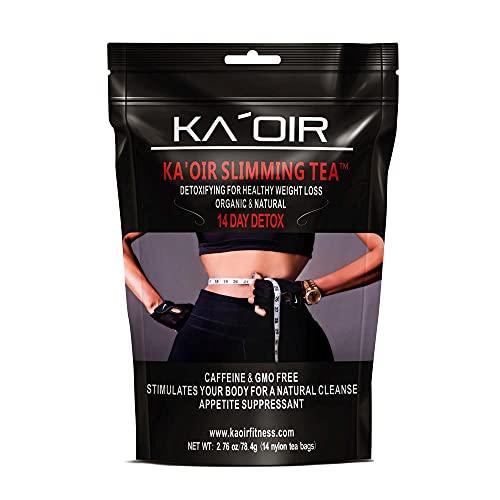 KA'OIR 14 Day Detox Slimming Weight Loss Tea