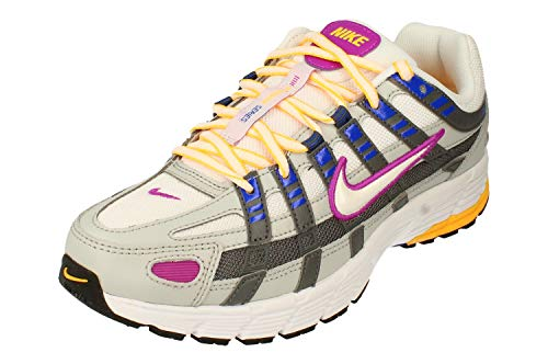 Nike BV1021-009, Running Shoe Mujer, Grey Fog/White-Iron Grey, 36.5 EU