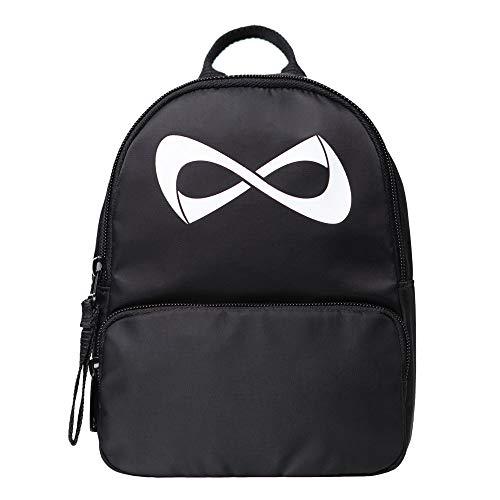 Nfinity Mini Purse Backpack (Black/White)