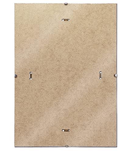 Antyrama DONAU Pleksi 500x700mm / Prezentacja/Typ-Nietłukąca/Materiał-Pleksi/HDF/Kolor-Transparentny/Grubość (mm)-1/3 / Wymiary (mm)-500x700 / Format-500x700