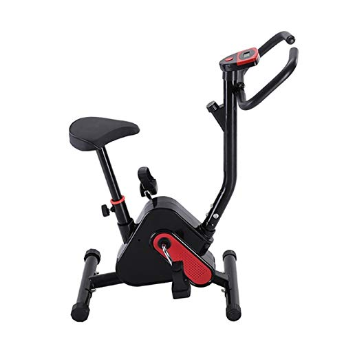 YaGFeng Bicicletas De Oficina Bicicletas Estáticas para Ejercicios Bicicletas Estáticas Bicicletas Plegables Máquinas para Bicicletas Bicicletas Estáticas Plegables para El Hogar