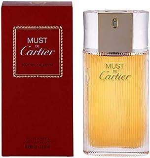 Cartier Must De Cartier For Women 100ml - Eau de Toilette