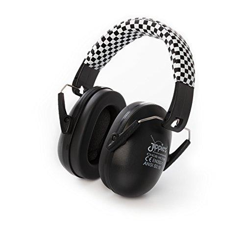 Jippie's CHOBA817CE gehoorbescherming, zwart
