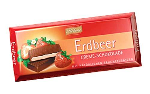 Erdbeer Creme-Schokolade 20 x 100 g (20)