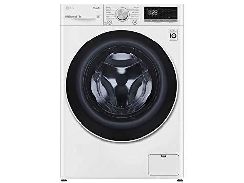 Lavasecadora LG F4DN4008N0W 8/5kg 1400r WiFi
