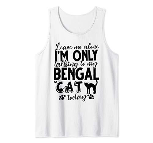Bengal Cat Shirt - Bengal Cat Tank Top