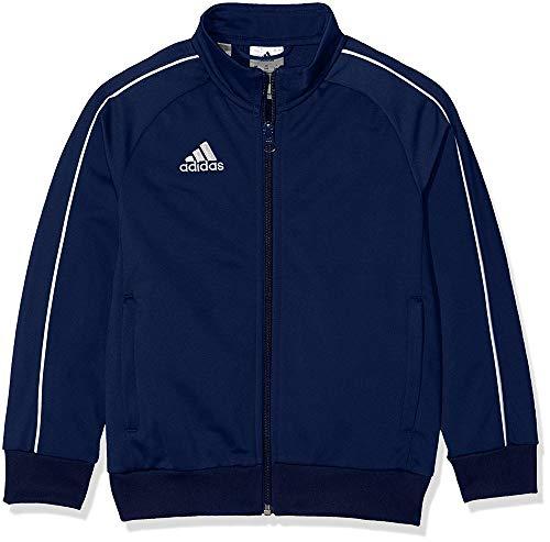 adidas CORE18 PES JKTY, blau(dark blue/White), 176