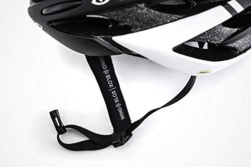 Wind-Blox Pro XL - Wind Noise Reducer for Helmets
