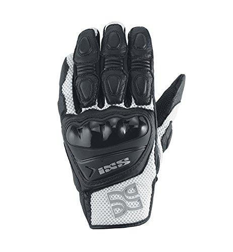 IXS Fresh - Handschuhe, Farbe schwarz-weiss, Größe 4XL / 13