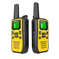 Professional Rechargeable Walkie Talkies