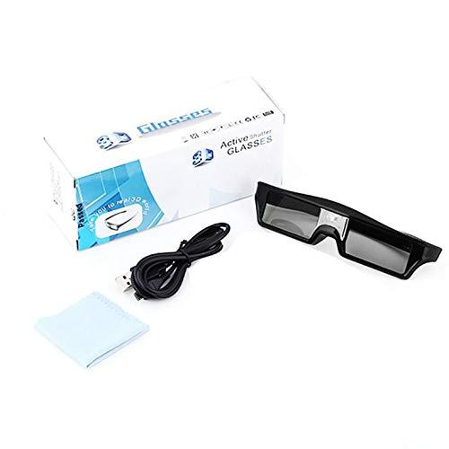N/V Active shutter 3D glasses DLP projector general LCD charging