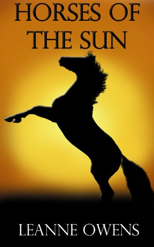 Horses Of The Sun (The Outback Riders Book 1) (English Edition)