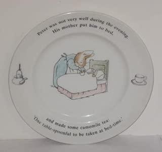 Wedgwood Peter Rabbit Original Bread Plate 1993 Frederick Warne