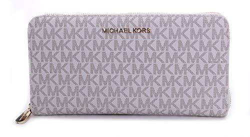 Michael Kors Jet Set Travel Zip Around Travel Wallet